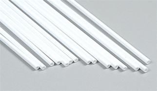 90603 Plastruct Tube Styrene 3/32""
