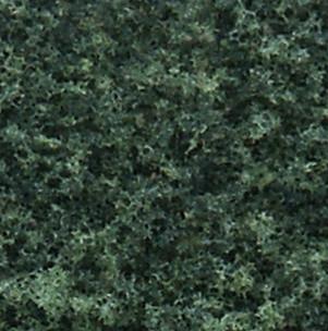 T1365 Woodland Scenics Dark Green Coarse Turf (Shaker)