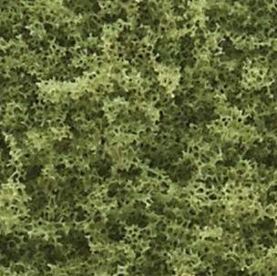 T1363 Woodland Scenics Light Green Coarse Turf (Shaker)