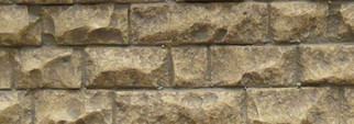8262 HO/O Chooch Enterprises-Medium Cut Stone Wall