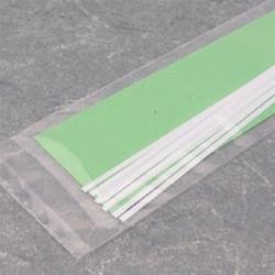 8110 Evergreen Scale Models HO Strip 1 x 10 (10)