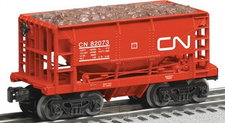 6-82073 O Lionel Canadian National Ore Car #82073