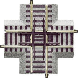 6-49864 S Lionel AF FasTrack 90-Degree Crossover