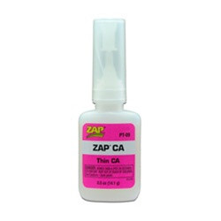 PT-09 Pacer Glue ZAP CA Glue Thin