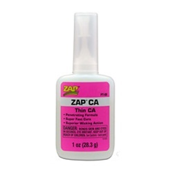 PT-08 Pacer Glue ZAP CA Glue Super Thin