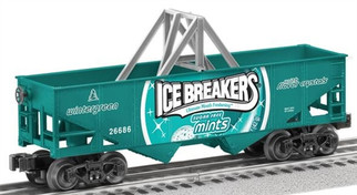 6-26488 O Lionel Hershey's Ice Breakers Hopper