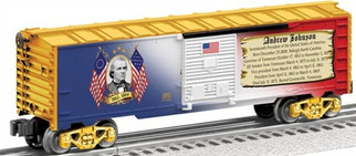 6-25931 O Lionel Andrew Johnson  Box Car