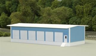541-8004 N Scale Pikestuff Rix Products Truck Terminal Kit