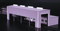 541-5007 HO Pikestuff KitBasher Series Atkinson Engine Facility Kit
