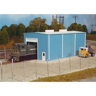 541-5000 Rix Products Pikestuff HO KIT Modern Engine House, Small