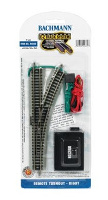 44862 Bachmann N Scale E-Z Track Remote Turnout - Right