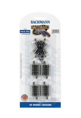44841 Bachmann N Scale E-Z Track 90 Degree Crossing