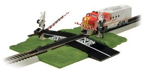 44579 Bachmann HO Crossing Gate