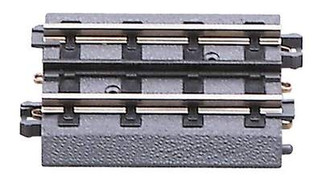 """40-1018-2 O MTH RealTrax 3.5"""" Track Section-Clamshell (2Pcs)"""