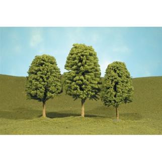 "32006 Bachmann Scenescapes Deciduous Trees, 3-4"" (3)"