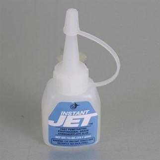 JET762 Jet Glue, Jet Instant Glue, 1/2 oz