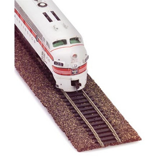 3019C Midwest Products Co. N Scale Cork Roadbed Strips Case (25)