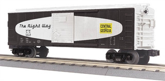 30-74727 O Scale MTH RailKing Box Car-Central of Georgia