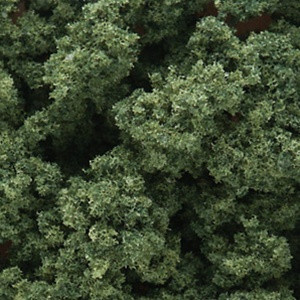 FC683 Woodland Scenics Medium Green Clump-Foliage (Small Bag)