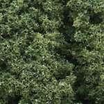 FC58 Woodland Scenics Medium Green Foliage Clusters