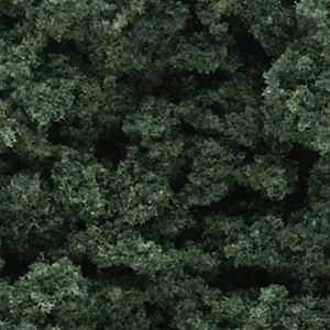 FC1637 Woodland Scenics Dark Green Underbrush (Shaker)