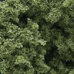 FC57 Woodland Scenics Light Green Foliage Clusters