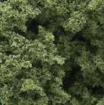 FC57 Woodland Scenics Light Green Foliage Clusters