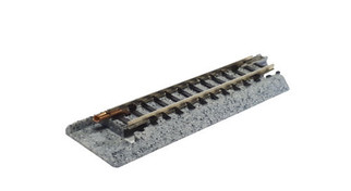 "20-045 Kato N Scale Unitrack 2-7/16"" Straight Conversion (2)"