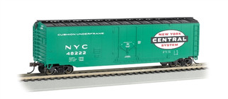 18020 HO Bachmann 50' Plug Door Box Car-New York Central