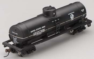 17815 HO Bachmann Single Dome Tank Car-US Army
