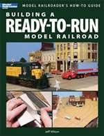 12429 Kalmbach Books Building a Ready-To-Run Model Railroad