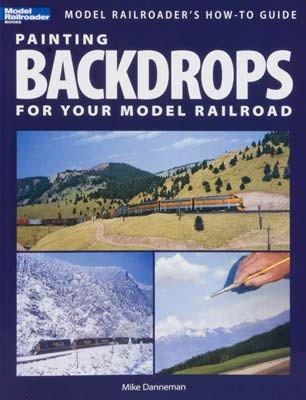 12425 Kalmbach Painting Backdrops for Your Model Railroad