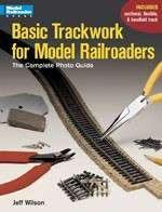 12254 Kalmbach Book Basic Trackwork for Model Railroaders