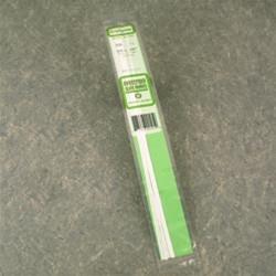 109 Evergreen Scale Models Strip .010 x .250 (10)