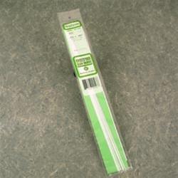 103 Evergreen Scale Models Strip .010 x .060 (10)