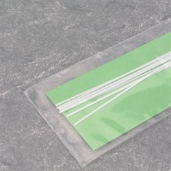 102 Evergreen Scale Models Strip .010 x .040 (10)