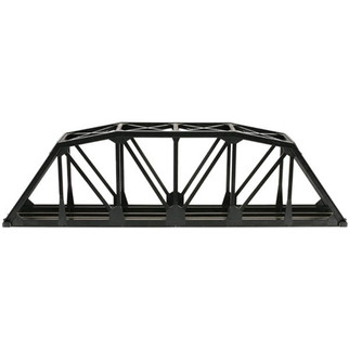 0888 Atlas HO Code 100 Through Bridge - Black