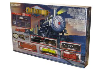 00626 Bachmann HO Chattanooga Train Set