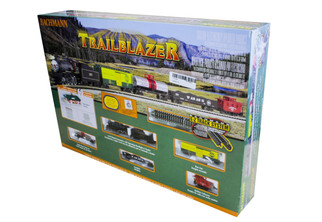 24024 N Scale Bachmann Trailblazer Train Set