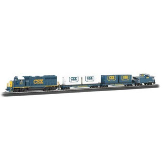 00734 HO Scale Bachmann Coastliner Ready-To-Run Train Set