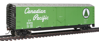 931-1673 HO Scale Walthers Trainline Canadian Pacific Boxcar