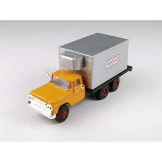 30416 HO Scale Classic Metal Works '60 Ford Delivery Truck-Armour Meats