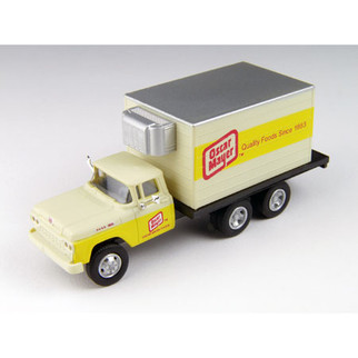 30439 HO Scale '60 Ford F500 Delivery Truck-Oscar Meyer Meat