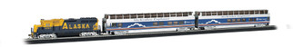00743 HO Scale Bachmann McKinley Explorer Train Set