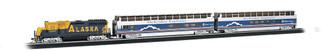 00743 HO Scale Bachmann McKinley Explorer Train Set