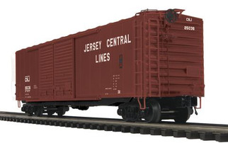20-93694 O Scale MTH Premier 50' Ps-1 Double Door Box Car-Jersey Central