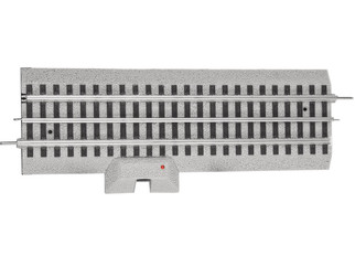 "6-37110 O Scale Lionel LionChief 10"" FasTrack Terminal Section"