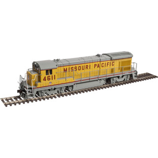 10002056 HO Scale Atlas B23-7 Locomotive-Missouri Pacific #4611