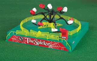 46240 HO Scale Bachmann Spider Ride with Motor