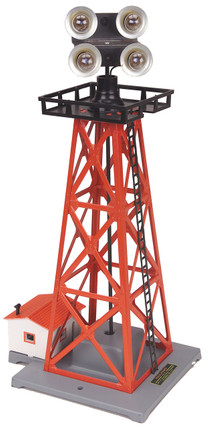 35-90004 S Scale MTH No. 23774 Floodlight Tower